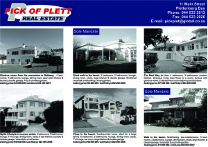 Pick of Plett
