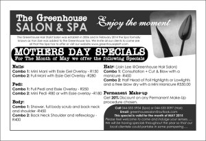 Greenhouse ad for Edition 19